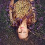 Besser schlafen tipps-lavendel
